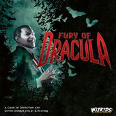 Fury of Dracula (Third/Fourth Edition)