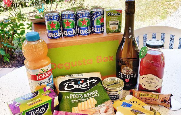 Ma Degusta Box du mois de mai Pique-nique et barbecue !