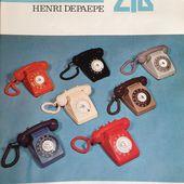 les socotel S63 dispos - telephone vintage retro : choisissez le vôtre