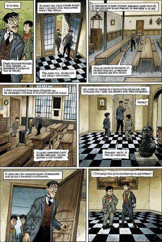 La Guerre des Lulus - Lucien. Régis HAUTIERE et Hardoc – 2019 (BD)
