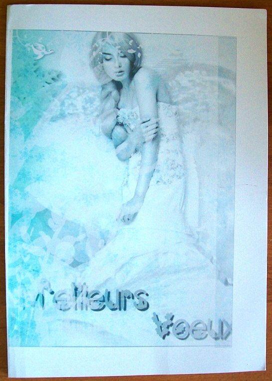 Album - Cartes VOEUX 2012