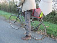 La tracto-vélo en route vers la COP21