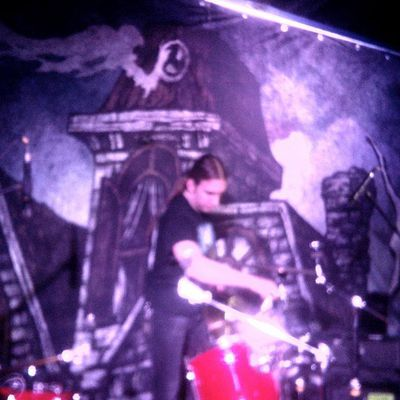Carach Angren live in Mexico DF 2016