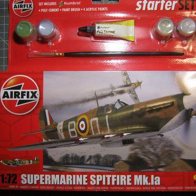 SPITFIRE Mk1a [AIRFIX 1.72]