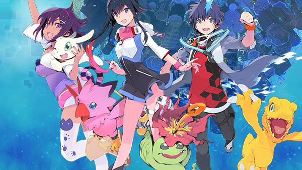 Digimon World - Next Order « Un Tamagochi rpg sur PS4 »
