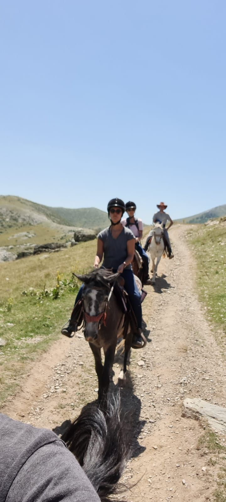 Samedi 31 juillet : balade à cheval + églises