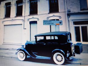 Histoire d'une Ford A