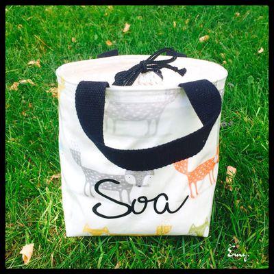 Le Lunch Bag de Soa + Tuto
