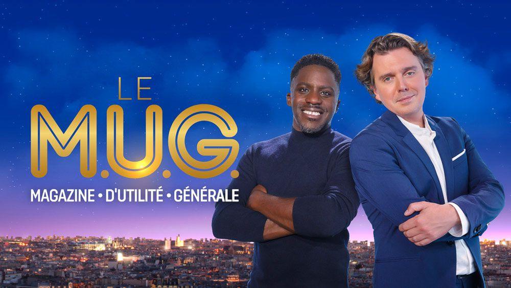 """""""Le M.U.G., Magazine d'Utilité Générale"""", nouvelle pastille avec Alex Vizorek et Kody dès ce soir sur M6"""