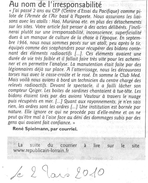 Articles-Mars-2010