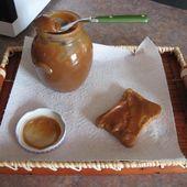 Salidou (sauce caramel au beurre salé) - paminatelier.com - les tutos de Pamina