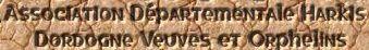 Création de l'Association Départementale Harkis Dordogne (Veuves et Orphelins).