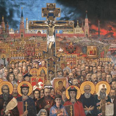 Pourquoi le peintre russe Ilya Glazounov est monarchiste