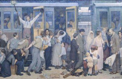 Oeuvre de la semaine : La Première Guerre Mondiale et la peinture