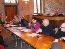 Assemblée Générale des Aînés ruraux Génération Mouvement du secteur 3