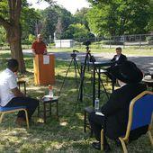 Prière inter-religieuse face au Covid 19 à Mulhouse - Groupe d'Amitié Islamo-Chrétienne (GAIC)