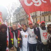 7 Mars: les Korian dans la rue! - Le blog des salarié-es de Korian