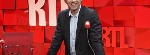"""L'émission de Stéphane Bern sur RTL s'appelera """"A la bonne heure"""""""