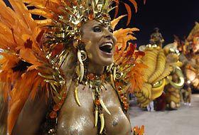 Carnevale al via da Venezia a Rio