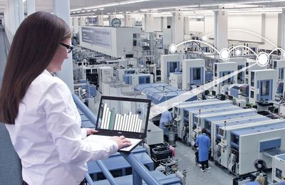 Benefits of Automated Testing in the Manufacturing Domain