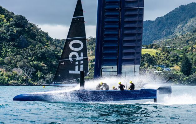 Catamarans F50 – SailGP confirme les étapes de San Francisco et New York pour la saison 2