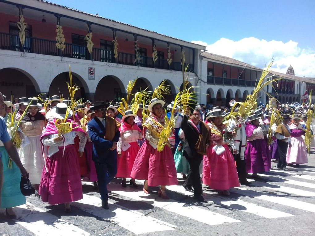 Holy Week in Ayacucho