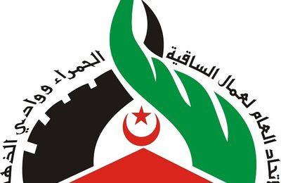 L'UGTSARIO appelle à la poursuite de la lutte contre l'occupation marocaine