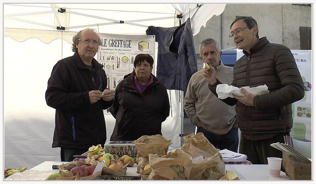Pressage de fruits , Castellane