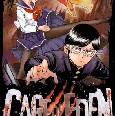 Cage of Eden Tome 7