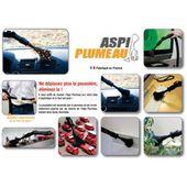 Brosse Aspi-plumeau pour aspirateur , la boutique de l'aspiration