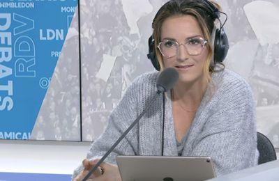 RMC : Marie Martinod évoque ses interventions à l'antenne ainsi que son nouveau projet Bleu métal !