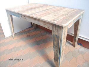 Tables de restaurants sur mesure pour un style sans commune mesure