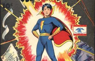 Captain Marvel Jr the King !