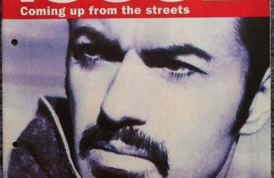 GEORGE MICHAEL - INTERVIEW PUBLIEE A L'ORIGINE EN NOVEMBRE 1996 DANS BIG ISSUE !!