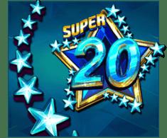 machine a sous en ligne Super 20 Stars logiciel Red Rake Gaming