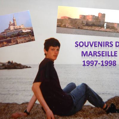 PASSAGES A MARSEILLE 1997-1998