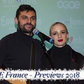 OGAE France - Previews 2018 - That's Eurovision !