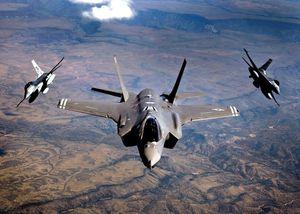 Le Pentagone renonce à une commande de huit F-35
