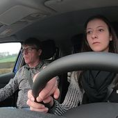 A la campagne, le permis de conduire peut se passer au lycée - Le journal de 13h | TF1
