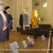 """L'Élysée fait la promotion du """"Fabriqué en France"""" - Le Journal du week-end   TF1"""