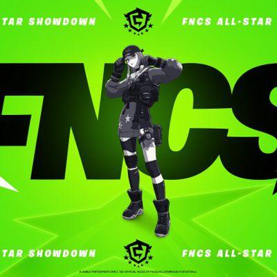 [ACTUALITE] FNCS All-Star Showdown - Les informations sont disponible dès maintenant