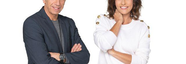 France 2 se mobilise ce soir contre la maladie d'Alzheimer avec une soirée portée par Faustine Bollaert et Michel Cymes