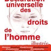 Déclaration universelle des droits de l'homme illustrée. Collectif