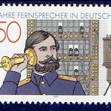 100 ans de téléphone en Allemagne