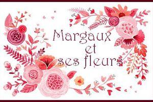 Margaux et ses fleurs, abonnement de janvier et anniversaire