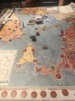 Le romain se permet même de faire des allers retours entre l'Espagne et la Sardaigne, tout en laissant des troupes jouant les écrans de fumé.