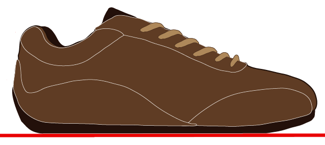 La chaussure idéale (critères d'une bonne chaussure): pour enfants, adultes et sportifs.