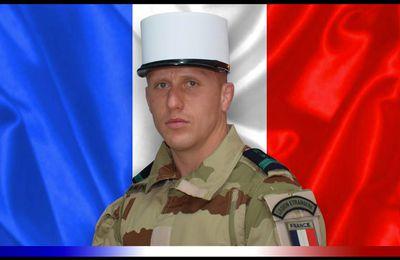 Irak : mort du caporal Bogusz POCHYLSKI