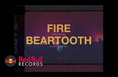 Nouveau clip de BEARTOOTH Fire