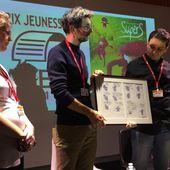 """Frédéric Maupomé et Dawid : un """"super"""" duo Prix Jeunesse de l'ACBD (...) - ActuaBD"""
